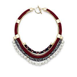 C Wonder Multi Chord Americana Necklace