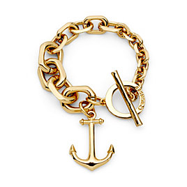 C Wonder Anchor Graduated Link Bracelet
