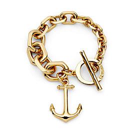 C Wonder Anchor Graduated Link Bracelet