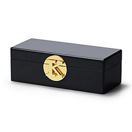 Monogram Jewelry Box